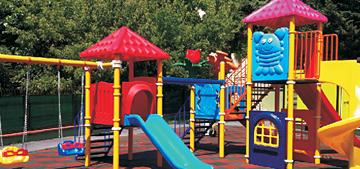 Akbak Tesisleri Çocuk Parkı & Piknik Alanı