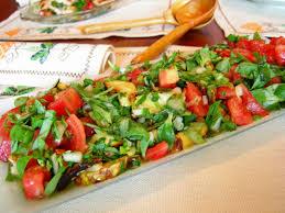 Akbak Tesisleri Tatlı-Salatalar