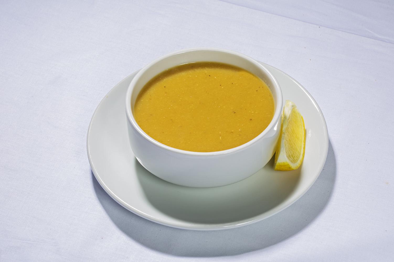 Akbak Tesisleri Mercimek Çorbası